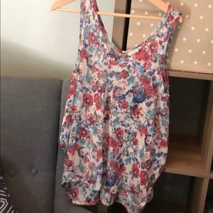 Cute tank top for summer